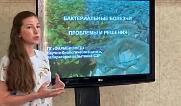 Научный сотрудник лаборатории средств защиты растений компании «Фармбиомед» Мария Колычихина выступит в качестве спикера на «Тепличном марафоне»