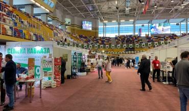 ГК «Фармбиомед» на межрегиональной специализированной выставке «Даг-Агро 2021».